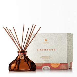 Thymes Gingerbread Aromatic Petite Reed Diffuser