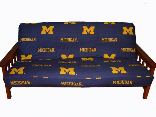 College Covers Michigan Wolverines Futon Cover, Full