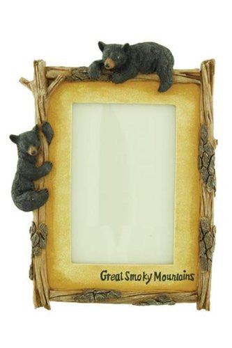 Great Smoky Mountains, Bear Photo Frame 8.5-inch, 4x6