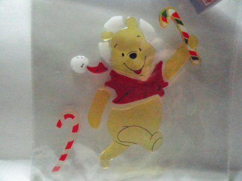 Winnie the Pooh Jingle Jelz Window Clings