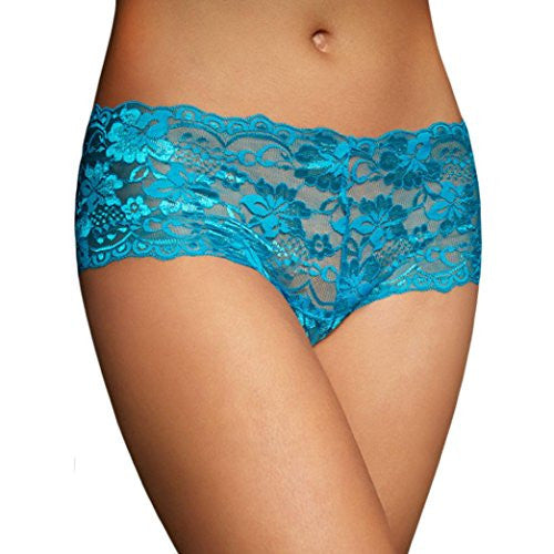 Hot Underwear,Hemlock Ladies Sexy Lace Briefs Panties Thongs G-string Lingerie Underwear (Blue)