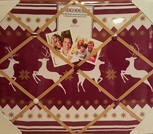 The French Memo Board - Reindeer