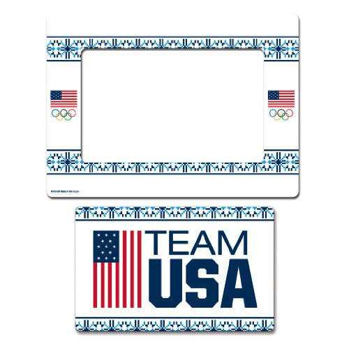Team USA Magnet Frame - 4in x 5.5in