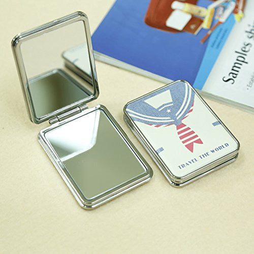 Hot Sale MIrror-2X Magnification&1X Normal Face Compact Mirror