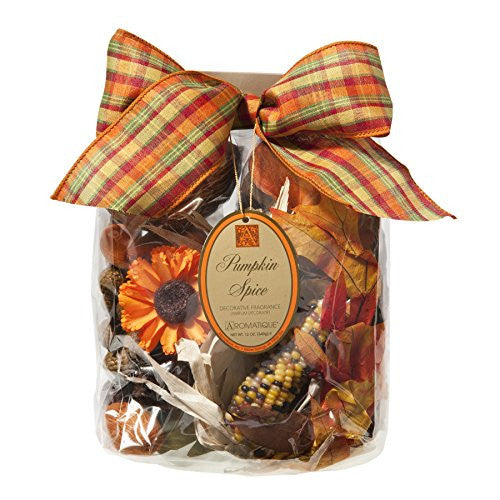 Aromatique 12 Oz Bag Decorative Potpourri - Pumpkin Spice