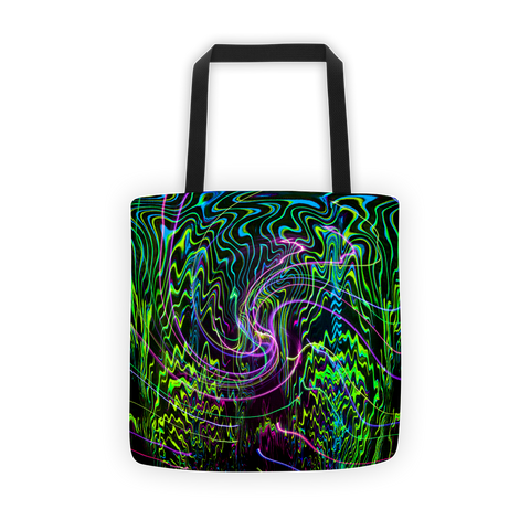 Laser Life 04: Tote