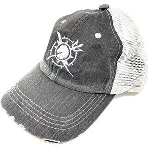 VIOLENT NOMAD HAT - GREY
