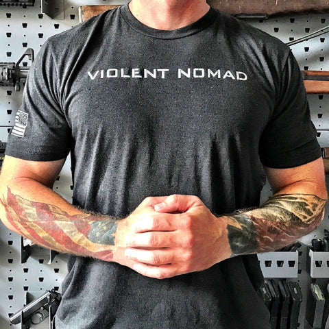 "Violent Nomad ""The Deed Not the Glory"""