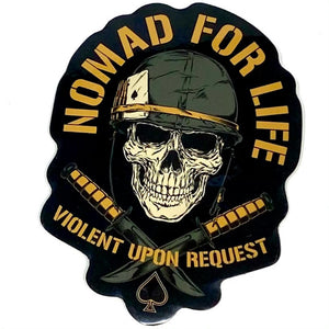 NOMAD DECAL