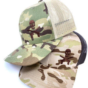 QUIET PIRATE MULTICAM TRUCKER
