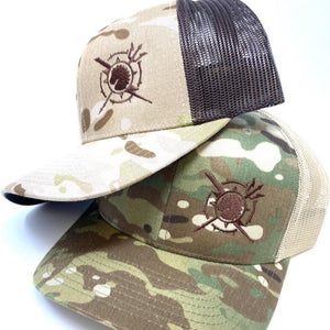 VIOLENT NOMAD MULTICAM TRUCKER