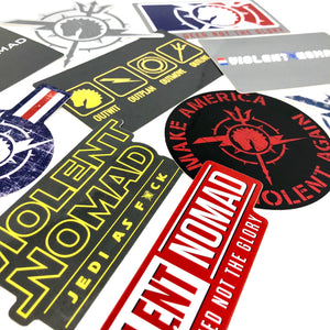 VN DECAL SET - PACK OF 10