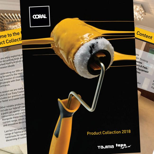 It's here – the new Coral Tools catalogue!