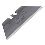 Tajima V-REX II Utility Blades for Extreme Sharp Cutting with Trapezoid Knives 10 piece pack set