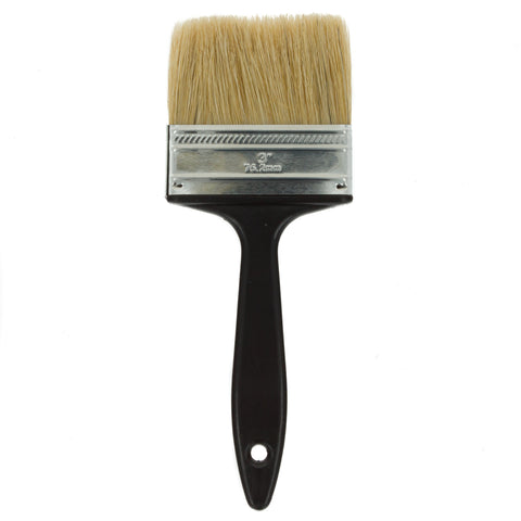 Coral Value Chip Paint Brush with a Bristle Paintbrush Head for use with All Paints 3 inch