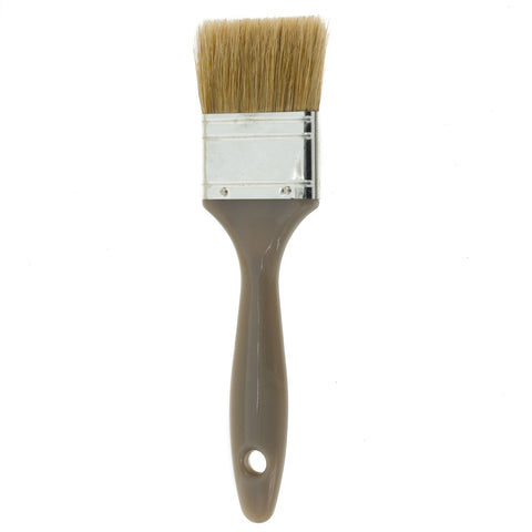 Coral GRP Paint Brush with a Bristle Paintbrush Head for All Paints and Laminating Fibreglass 2 inch