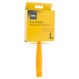 Coral Essentials Block Paint Brush with Synthetic Paintbrush Head for Sheds Fences or Paste 4 inch