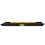 Coral Essentials Torpedo Spirit Level with Vertical Horizontal and 45 Degree Vials and Magnetic Base 9 inch