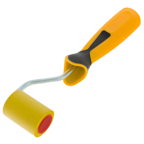 Coral Easy Seam Wallpaper Seam Roller with Soft Foam Head for Flat and Textured Wall Coverings