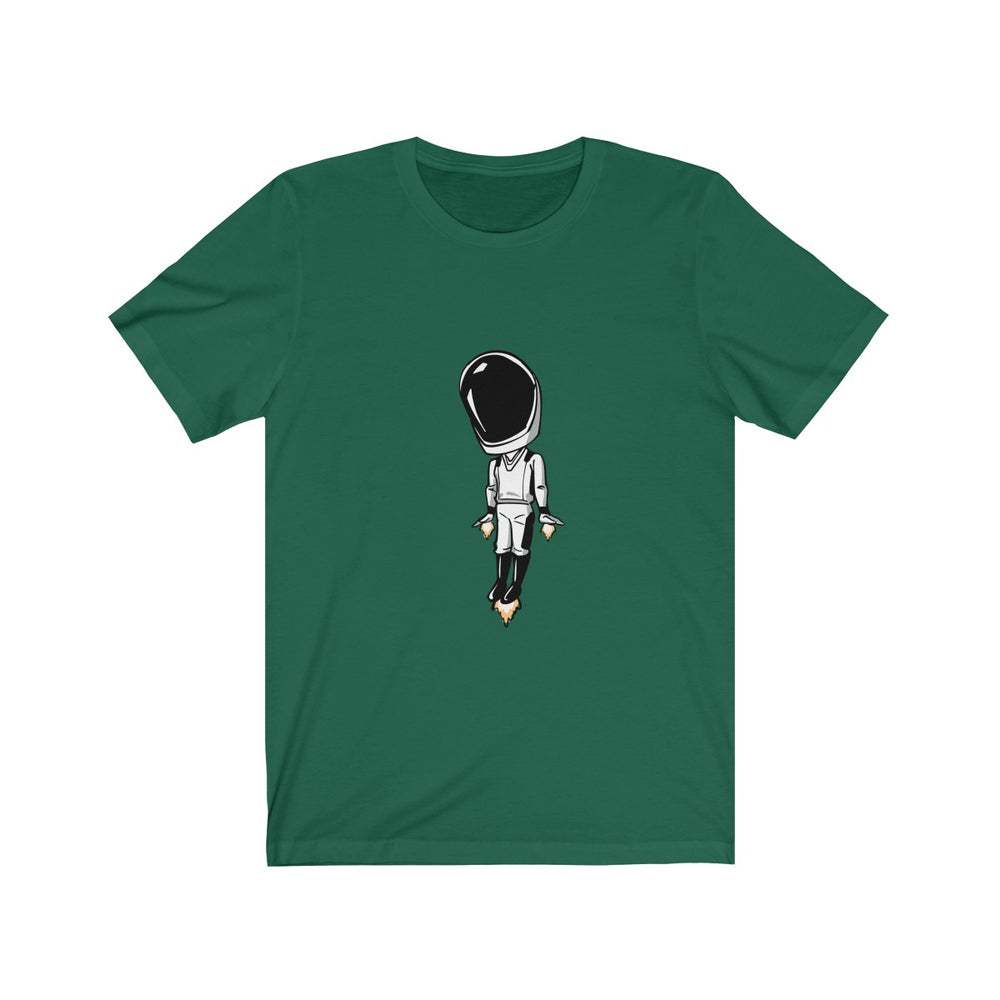 Iron Starman T-shirt - SpaceX Fanstore