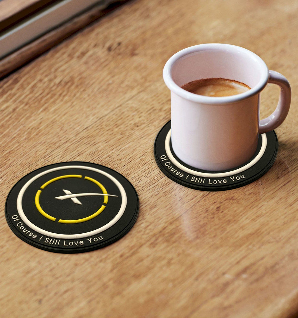 Ocisly Coaster Set - SpaceX Fanstore