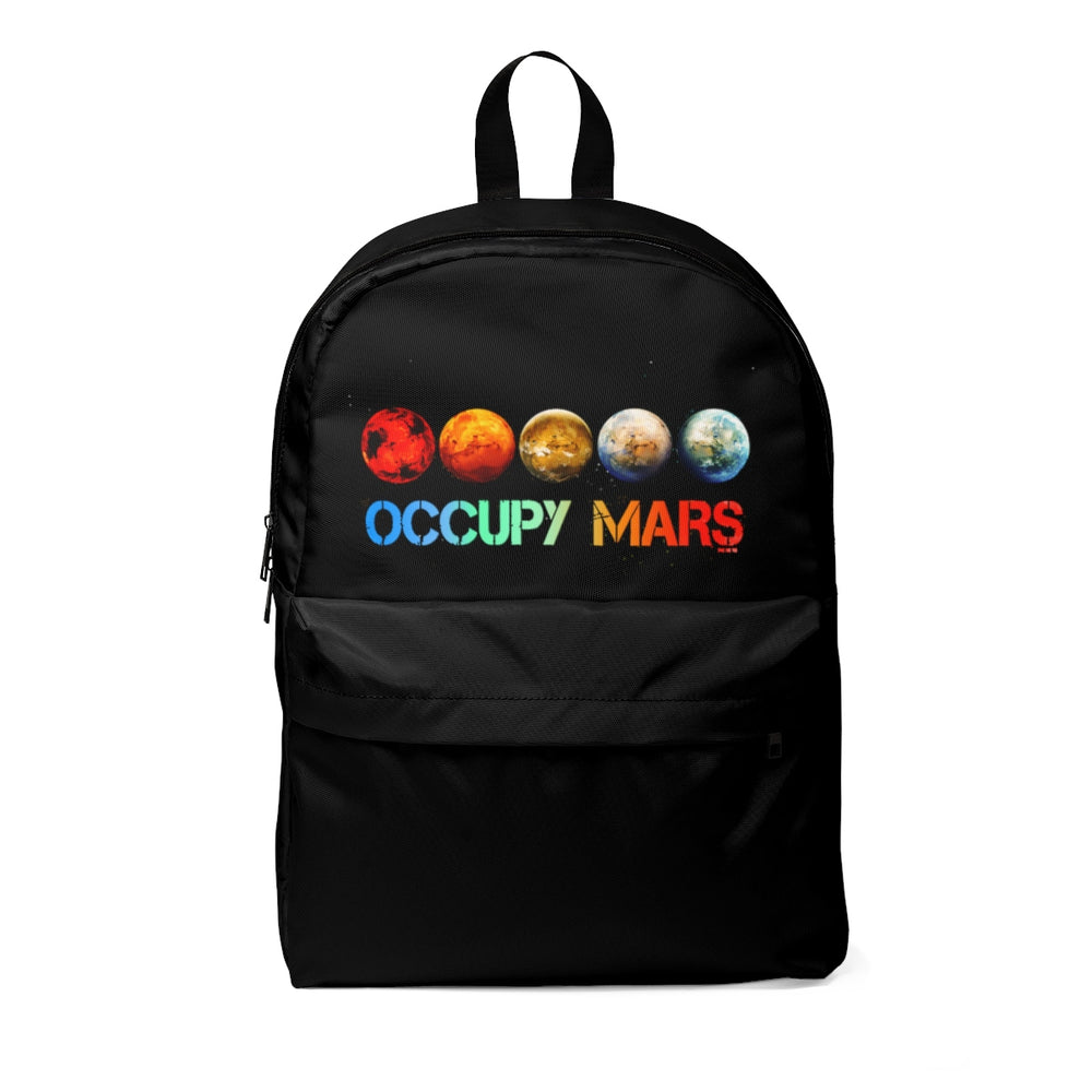 Occupy Mars Backpack