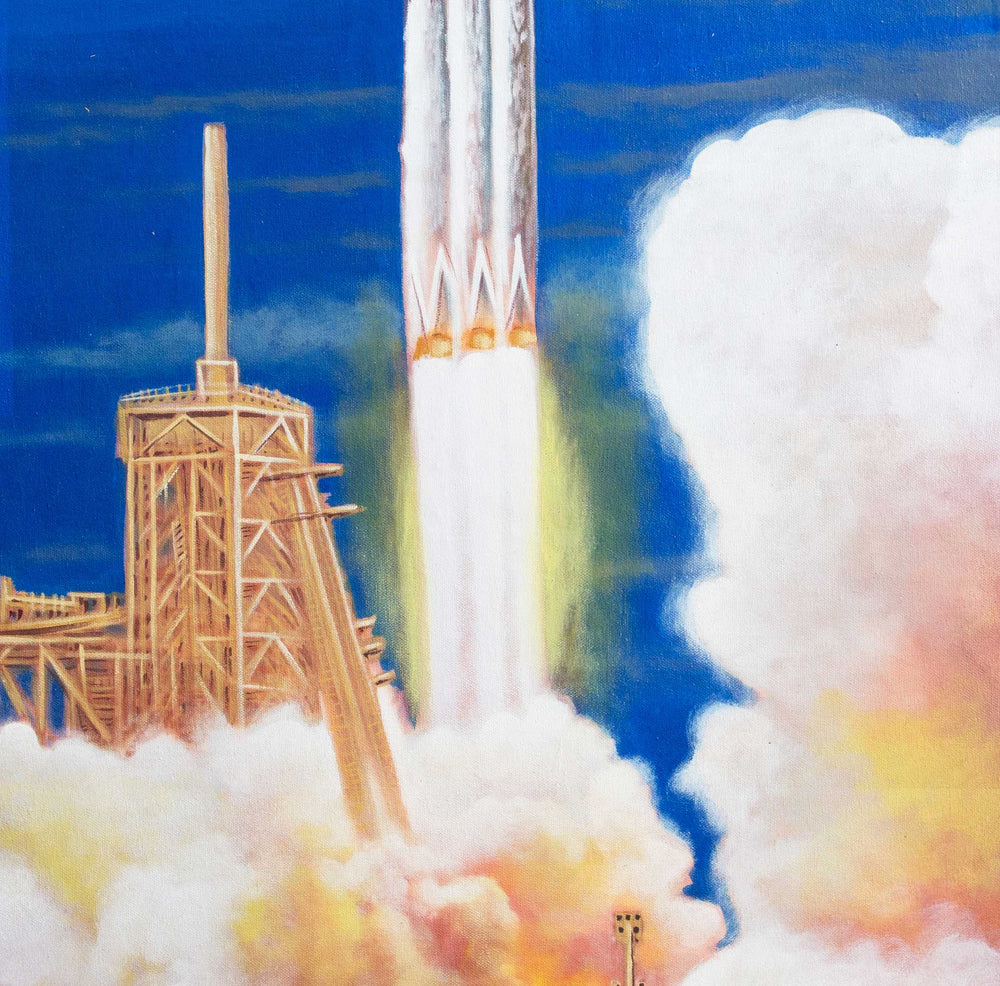 FH Liftoff Painting