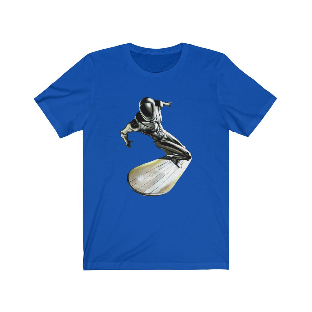 Surfing Starman T-Shirt - SpaceX Fanstore
