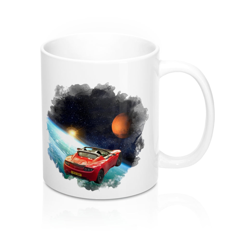 A Space Oddity Mug - SpaceX Fanstore