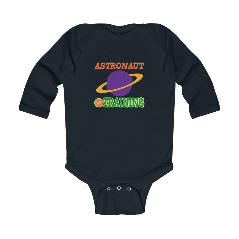 Astronaut In Training Baby-Onesie