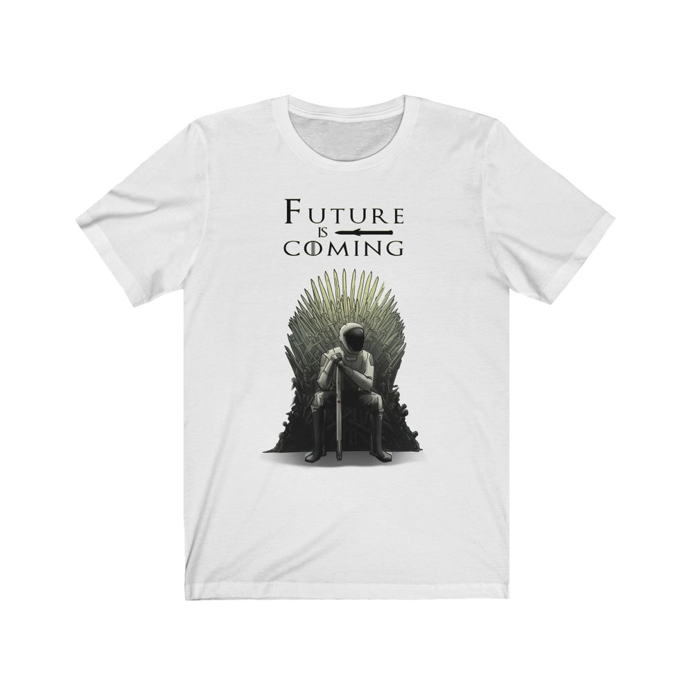 Future is Coming T-Shirt - SpaceX Fanstore