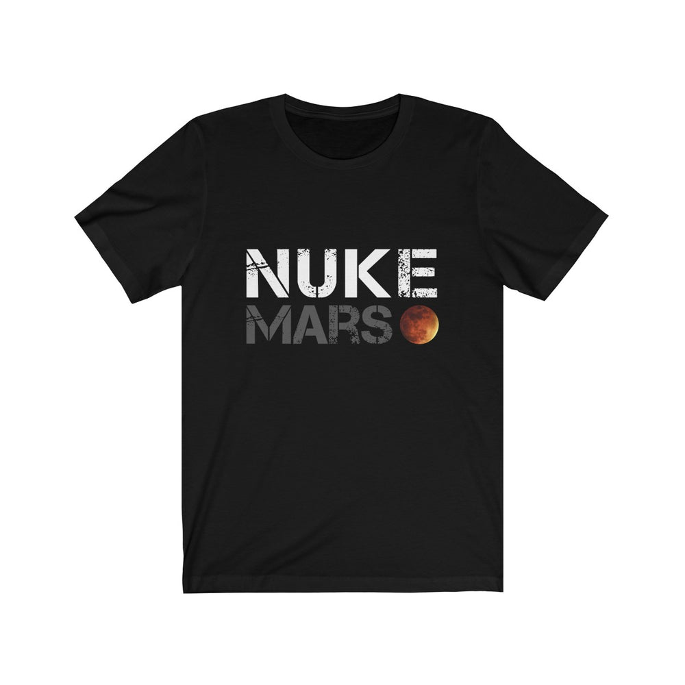 Nuke Mars T-Shirt - SpaceX Fanstore