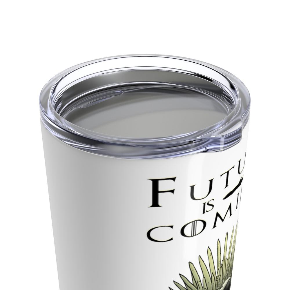 Future is Coming Tumbler 20oz - SpaceX Fanstore