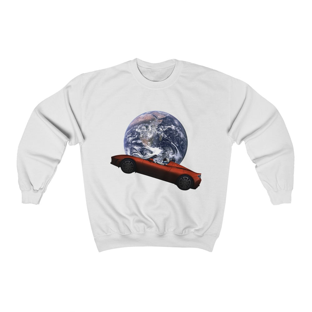 Starman no. 2 Sweatshirt - SpaceX Fanstore