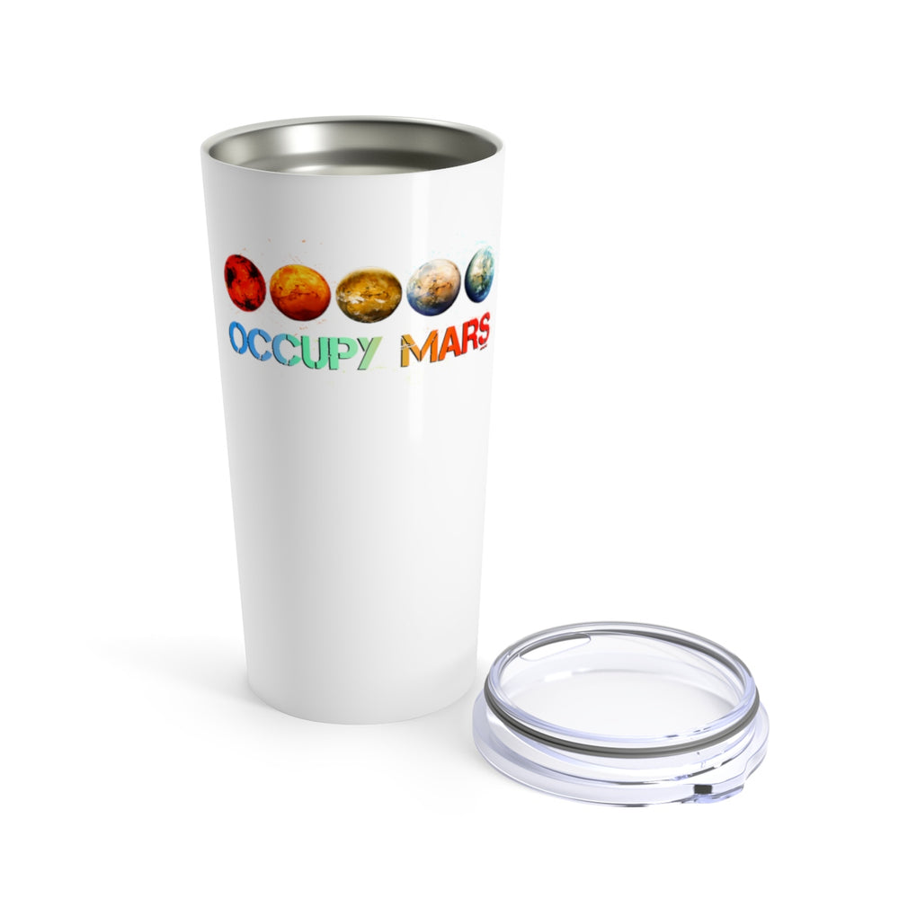 Occupy Mars Tumbler 20oz