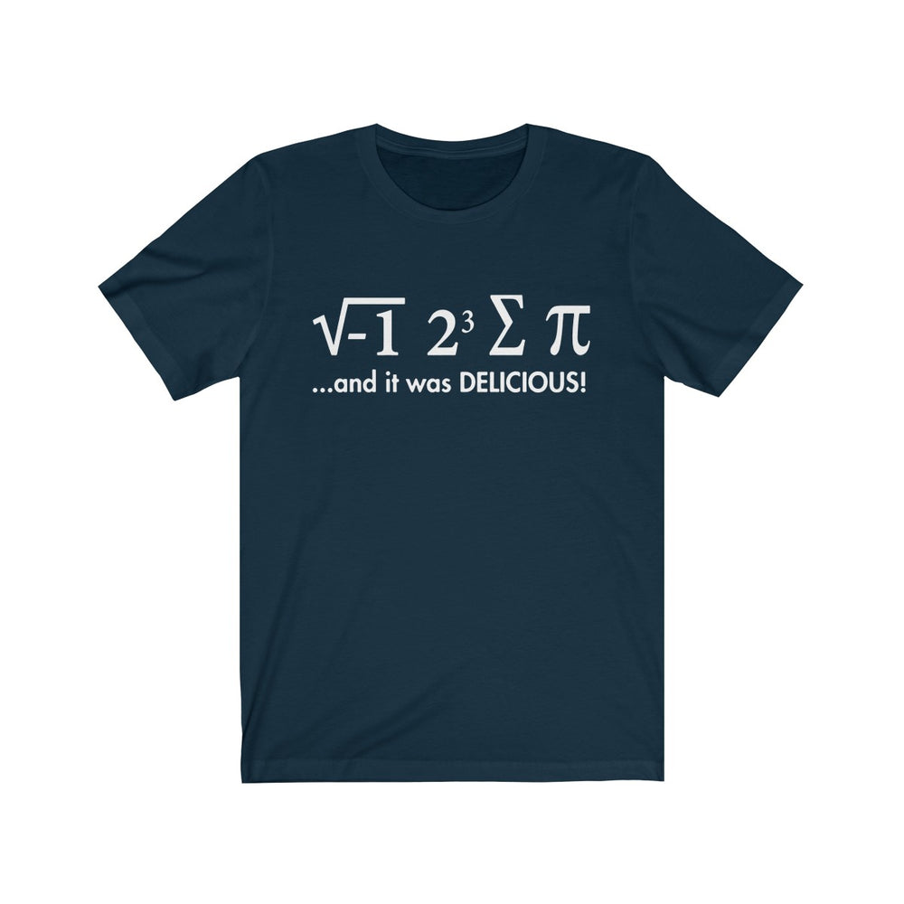 Eating π T-shirt - SpaceX Fanstore