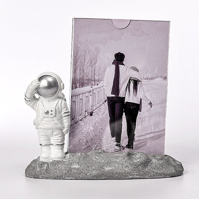 Astronaut Photoframe - SpaceX Fanstore