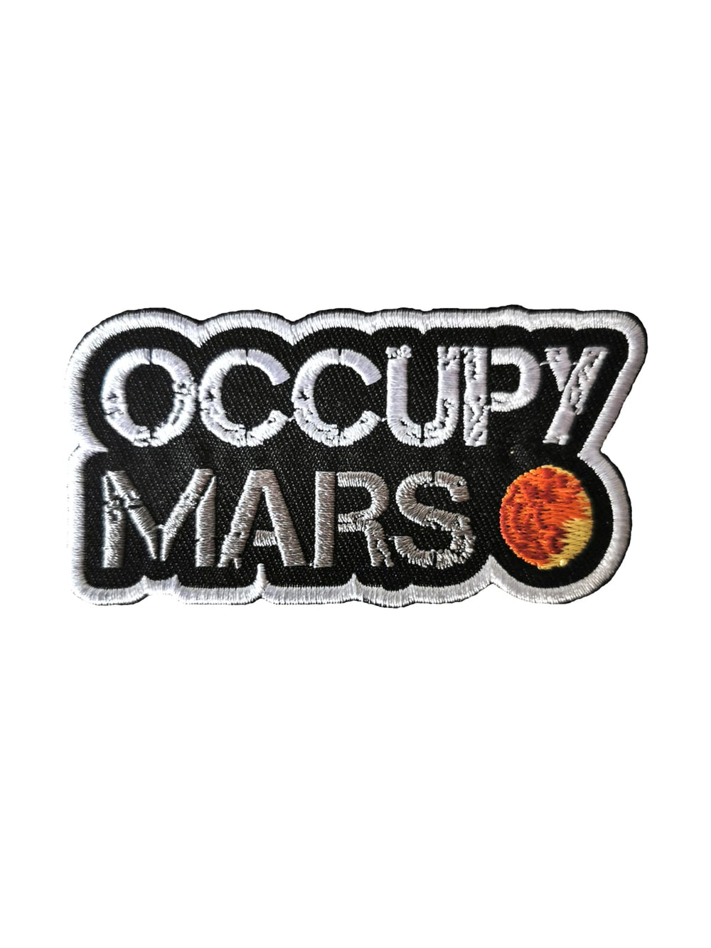 Occupy Mars Patch - SpaceX Fanstore