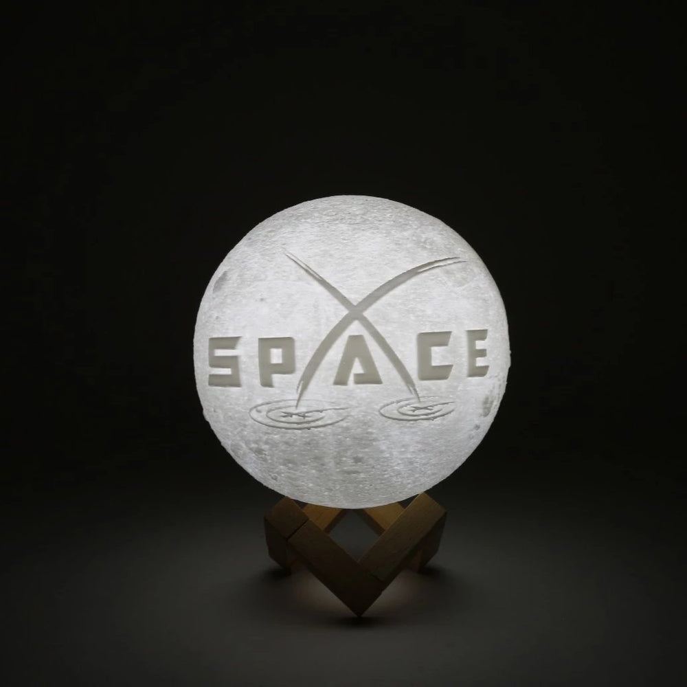 Space Moon - SpaceX Fanstore