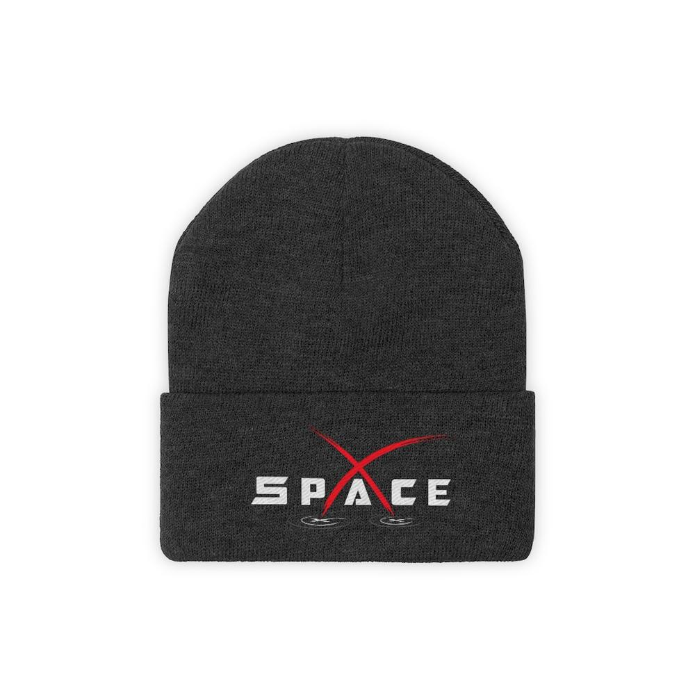 Space Beanie - SpaceX Fanstore
