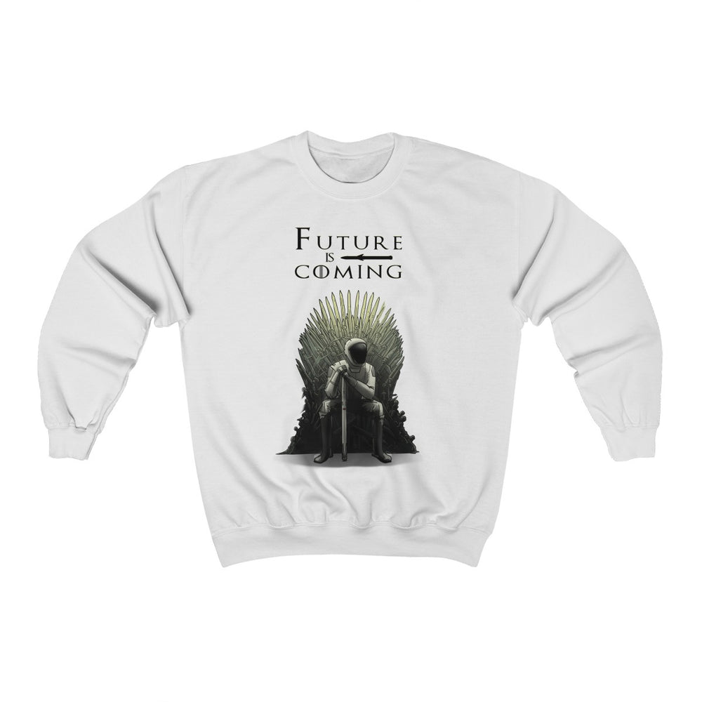 Future is Coming Sweatshirt - SpaceX Fanstore