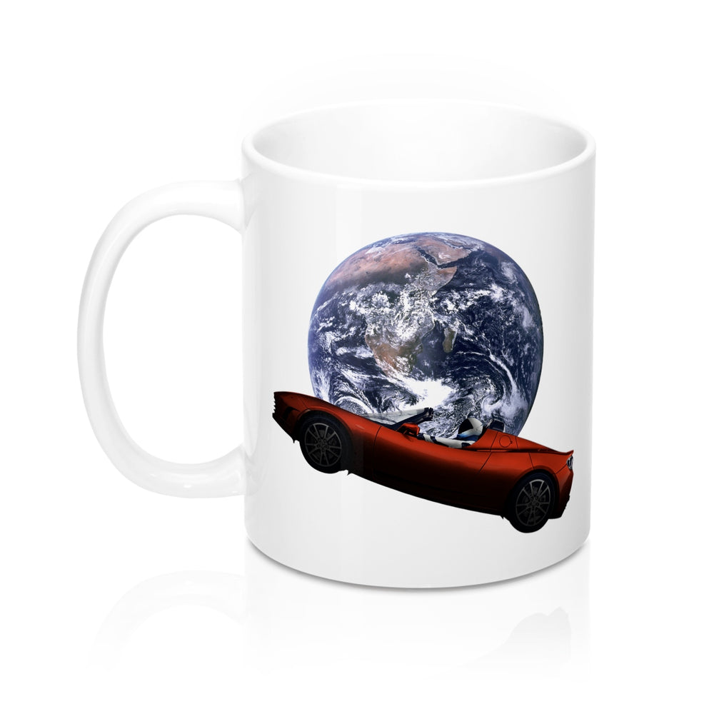 Starman no. 2 Mug - SpaceX Fanstore
