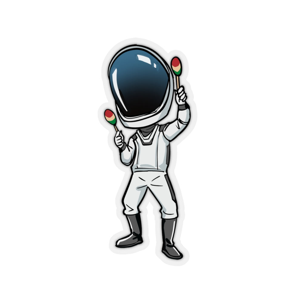 Celebrating Starman Sticker