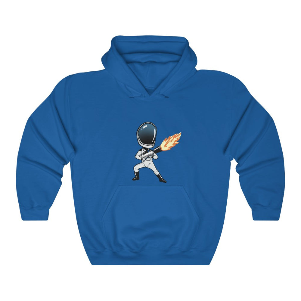 Hot Starman Hoodie - SpaceX Fanstore