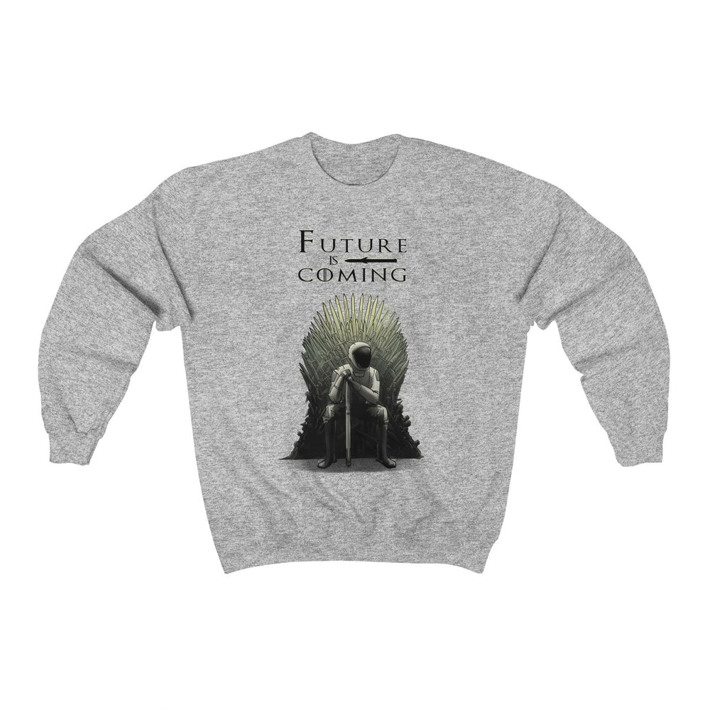 Future is Coming Sweatshirt