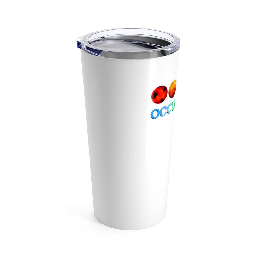 Occupy Mars Tumbler 20oz - SpaceX Fanstore