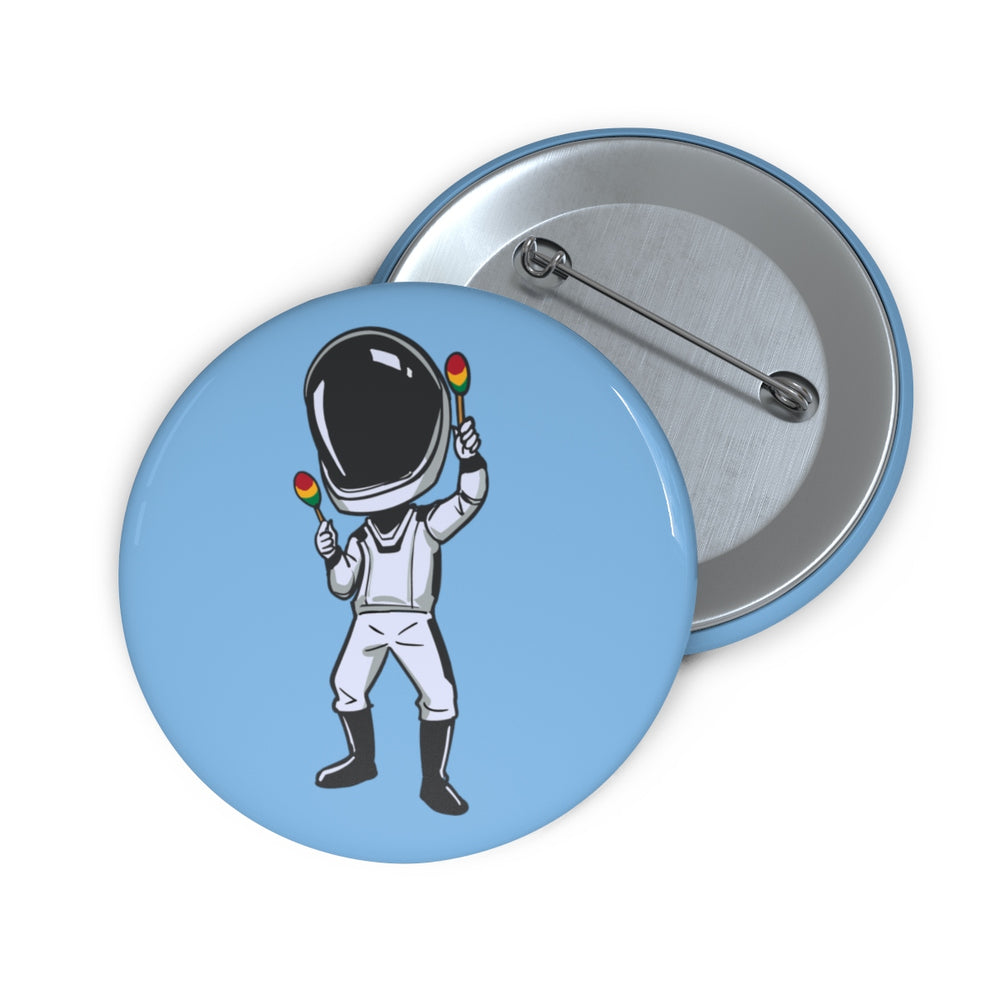 Celebrating Starman Button - SpaceX Fanstore