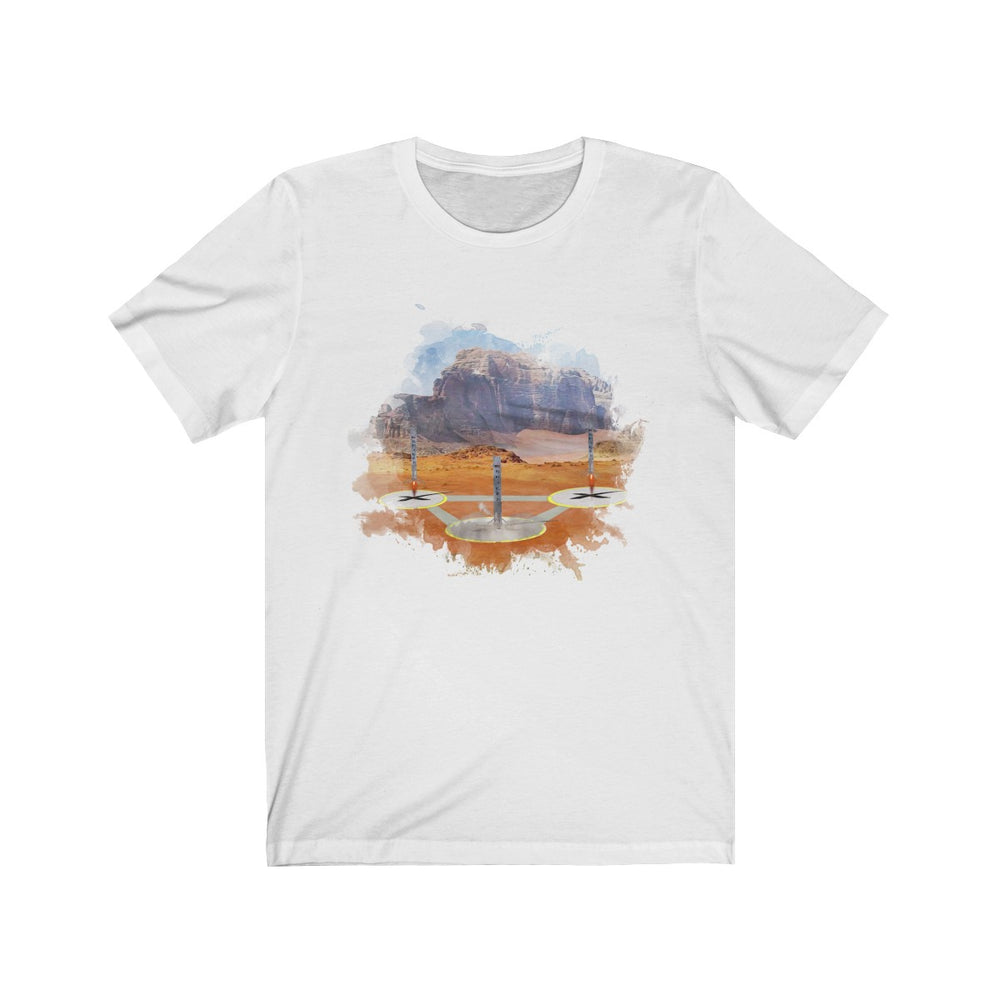 Landing of the Boosters T-Shirt - SpaceX Fanstore