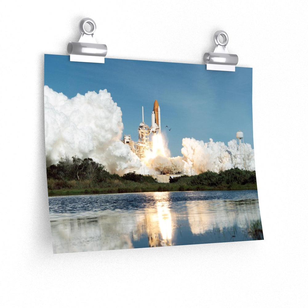 Space Shuttle Poster #1
