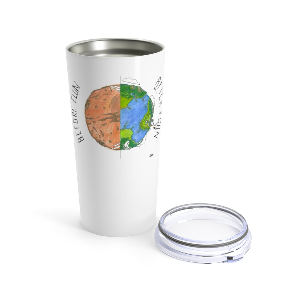 After Elon Tumbler 20oz - SpaceX Fanstore